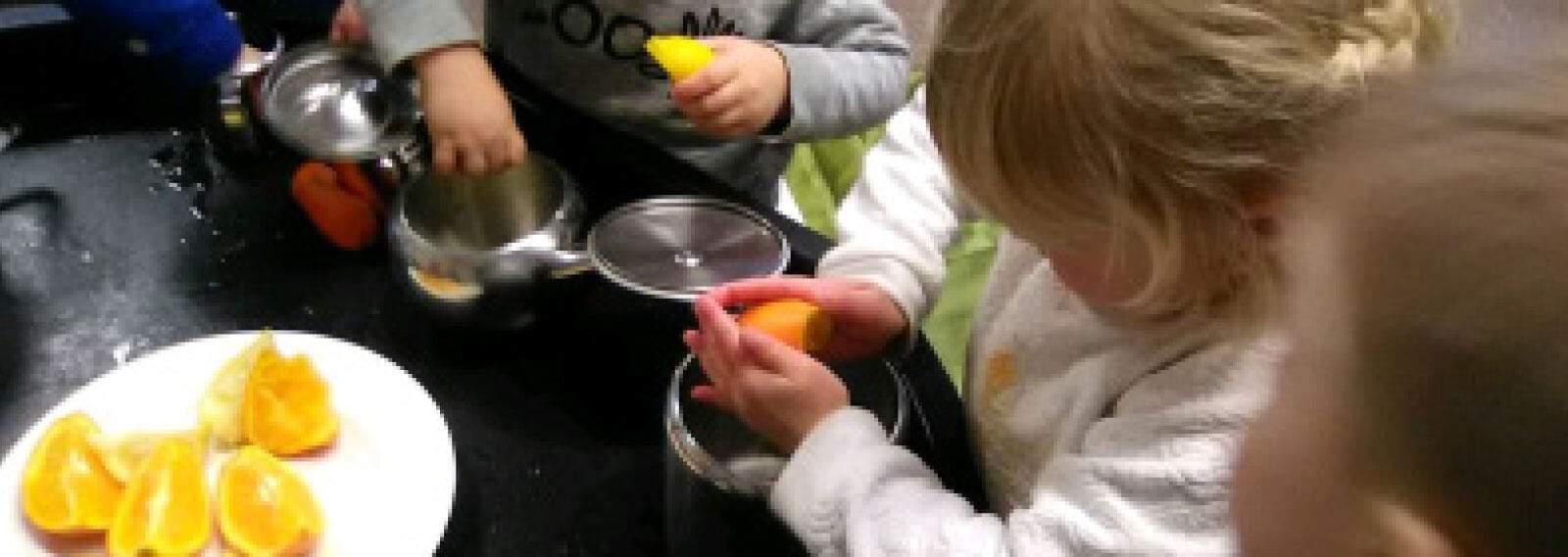 Healthy, Homemade Meals - Menu - Enchanted Garden Day Nursery Mansfield