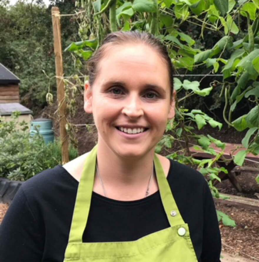 Vicky - Meet the team - Enchanted Garden Day Nursery Mansfield