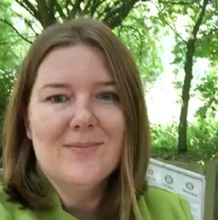 Michelle - Meet the team - Enchanted Garden Day Nursery Mansfield